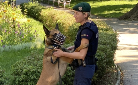 Hunde-Problemzonen werden von der Polizei gemeinsam mit der Stadt Wien zwei Wochen stärker kontrolliert