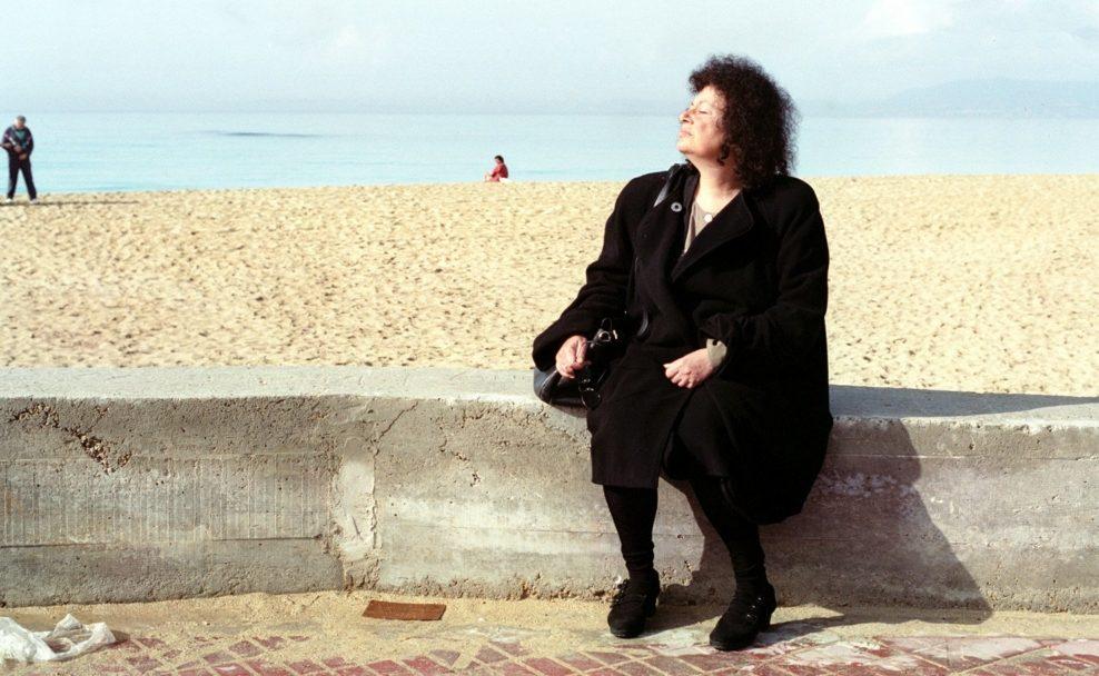 Liebesgschichten Dokumentarfilm Macherin Elizabeth T.Spira bei Dreharbeiten im Jahr 1993
