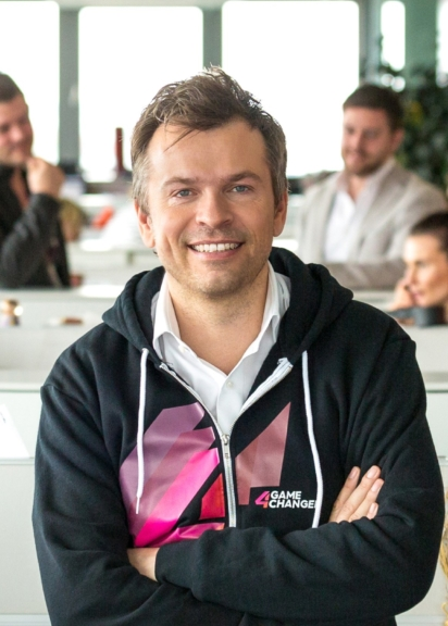 Markus Breitenecker ist Geschäftsführer Puls 4 und VÖP-Vorstandsvorsitzender