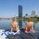 Das Badeverbot für die Neue Donau in Wien wurde wieder aufgehoben
