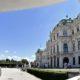 Wiener Museen wie das Belvedere verzeichnen Rückgang an Besuchern