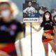Marina Hoermanseder hat die Outfits für die Remus Power Girls der DTM-Saison 2020 entworfen
