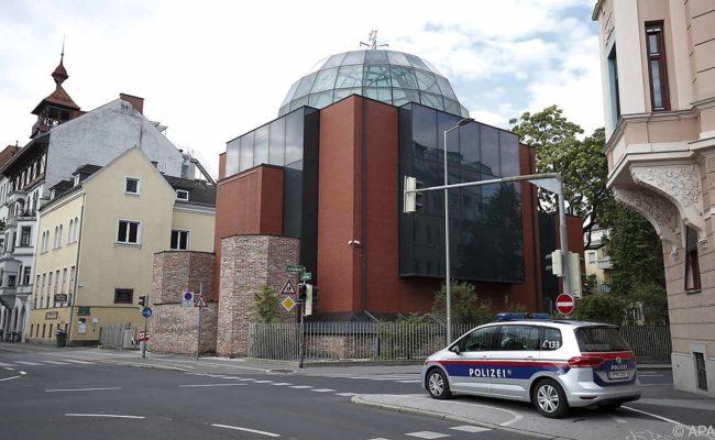 Synagoge in Graz war Schauplatz von Anschlägen