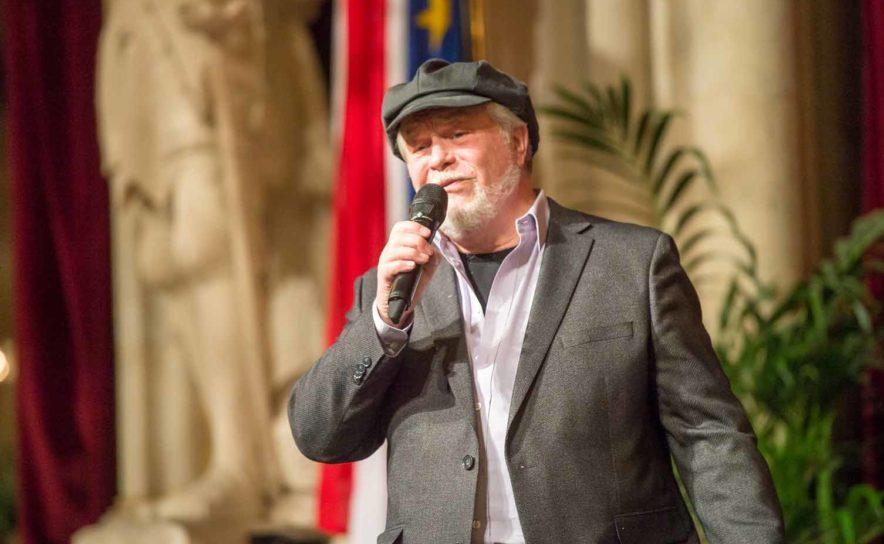 Horst Chmela ist ein Superstar des Wienerliedes