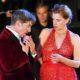 Tobias Moretti (Jedermann) und Caroline Peters (Buhlschaft) machten ihren Job bei den Salzburger Festspielen