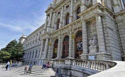 Das Kunsthistorische Museum Wien