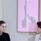"Alma Zadic und Karoline Edtstadler diskutieren ""Hass im Netz"" Regeln in Online Foren"
