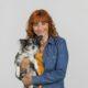 """Moderatorin Diana Eichhorn in der neuen Doku-Reihe """"Das geheime Leben unserer Haustiere"""" auf VOX"""