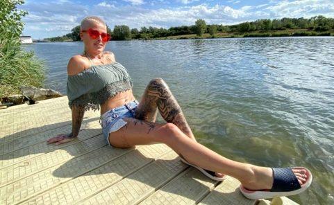 Bianca Schön im Interview über Arbeit, Familie, Gesang und Tattoos