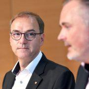 Landeshauptmann Hans Peter Doskozil präsentierte LeonhardSchneemann
