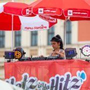 """""""Hetz in da Hitz"""" Sommerfest der Wiener Linien am Karlsplatz"""