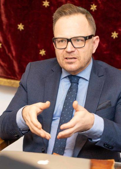 Präsident der jüdischen Gemeinde Graz, Elie Rosen, wurde angegriffen