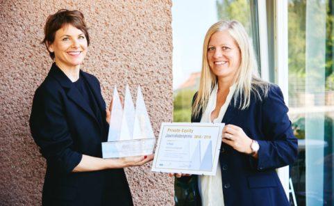 Cathren Landsgesell gewinnt Journalistenpreis von RWB Austria