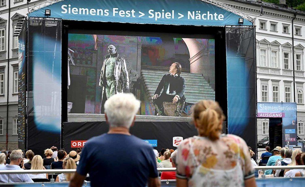 Jedermann-Tag auf der Leinwand am 100. Jahrestag der Salzburger Festspiele
