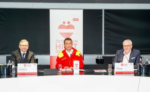 """Hilfsplattform """"Österreich hilft Österreich"""" sammelt Spenden in der Corona-Krise"""