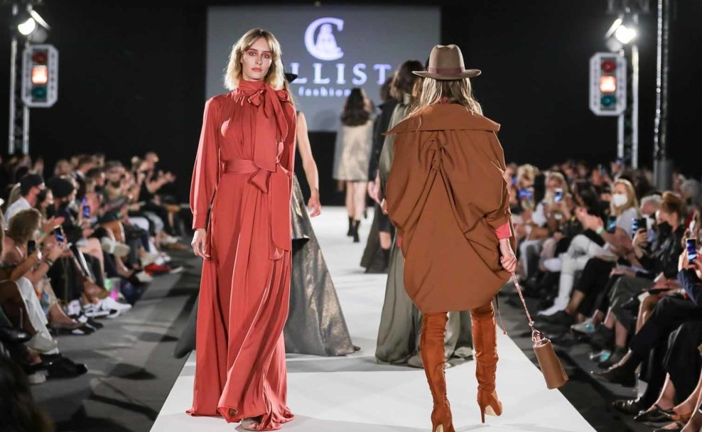 Martina Mueller-Callisti am Tag drei der MQ Vienna Fashion Week 2020