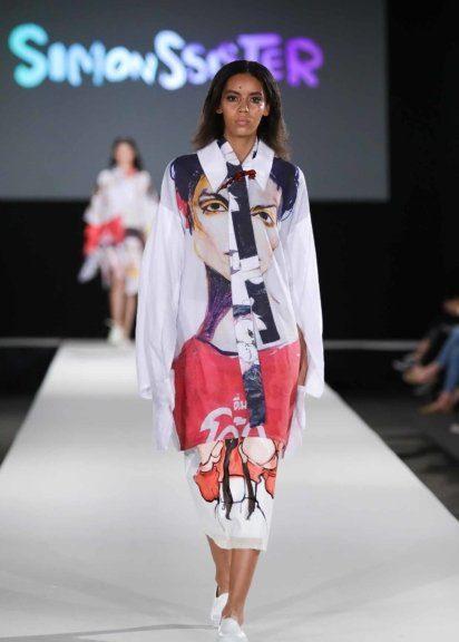 Mode von Simonssisster im Rahmen von Thai Taste