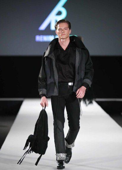 Mode von Renim Project im Rahmen der MQ Vienna Fashion Week 2020