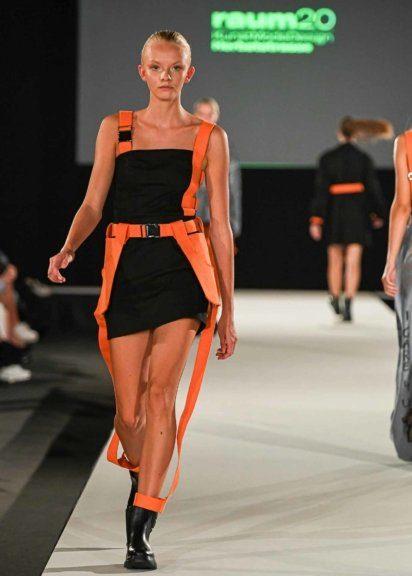 KunstModeDesign Herbststrasse auf der Vienna Fashion Week 2020