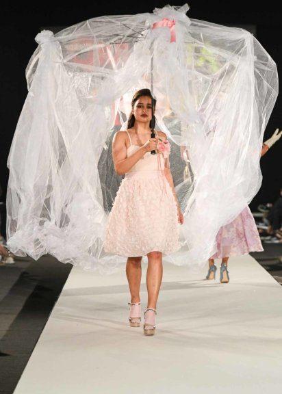 """Die große """"Fellini Show"""" zum Abschluss der MQ Vienna Fashion Week"""