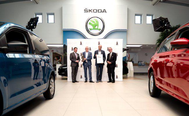 ADGAR Printwerber des Jahres wurde Skoda Österreich