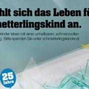 25 Jahre Zusammenarbeit von GGK Mullenlowe und Debra Austria