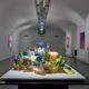 Die MAK Galerie Pop-up-Ausstellung mit Werken von Chien-hua Huang