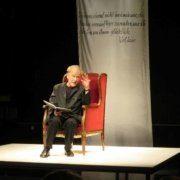 Claus Peymann übt Kritik an Kulturpolitik in einem Interview mit der APA