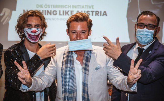 """Dennis Jale schrieb Song für den Kurzfilm """"Nothing Like Austria"""""""
