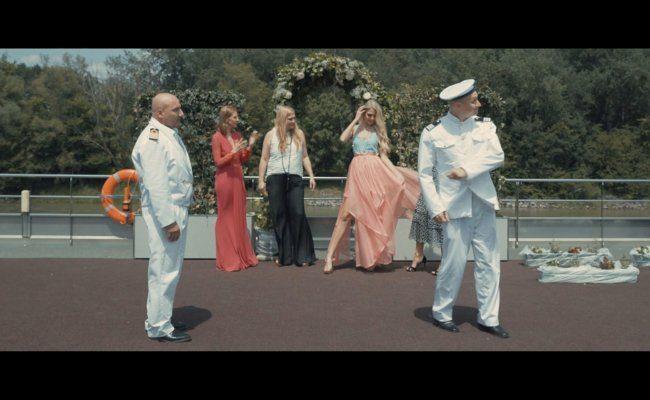 """Szene aus dem Kurzfilm """"Nothing Like Austria"""" von Jan Woletz und Stefan Polasek"""