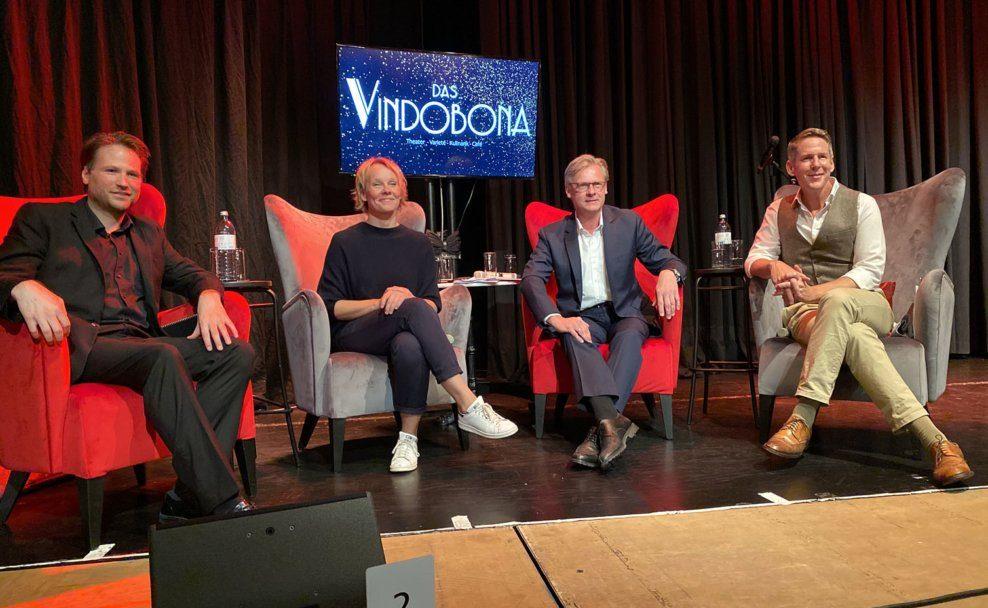 Das neue Wiener Vindobona präsentiert sein Programm