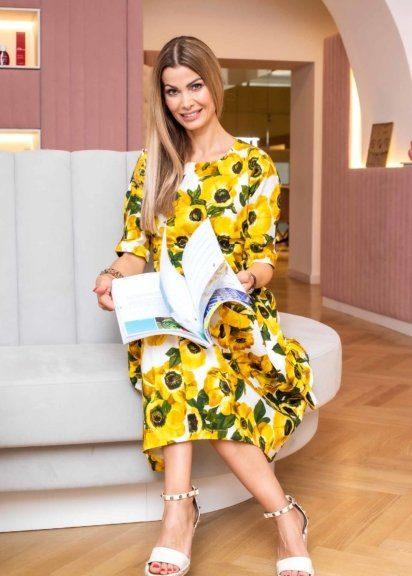 Carmen Knor präsentiert DNA-Analyse und Buch für Kunden des Beauty & Lifestyle Spa