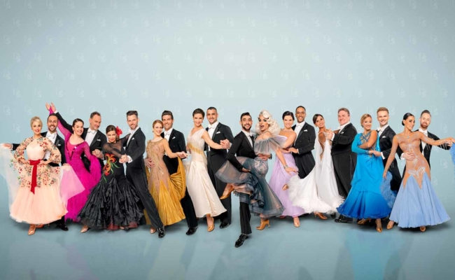 """ORF-""Dancing Stars"" ab 25. September wieder live in ORF 1,"
