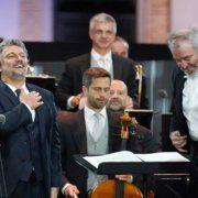 Der deutsche Tenor Jonas Kaufmann sein Debüt beim Sommernachtskonzert 2020