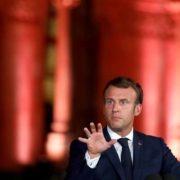 Macron gibt Kommentar über blasphemische Äußerungen in Frankreich
