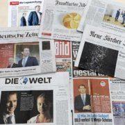 Keine deutschsprachige Tageszeitung musste bisher den Druck auf Papier einstellen
