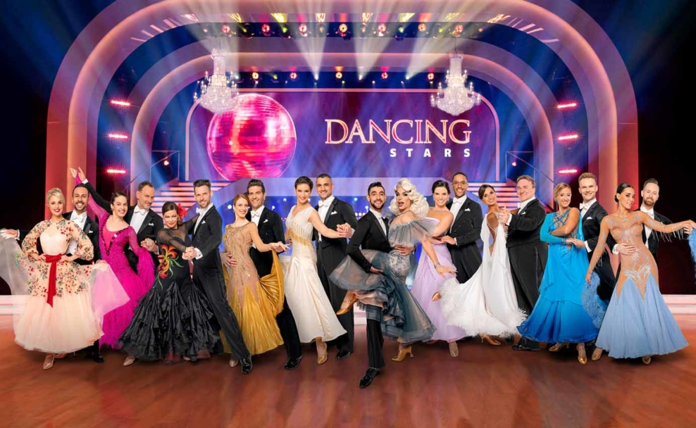 """ORF-""Dancing Stars"" 2020 wieder live in ORF 1"