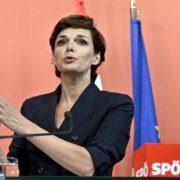SPÖ-Chefin Rendi-Wagner verlangt Sondersitzung des Nationalrats