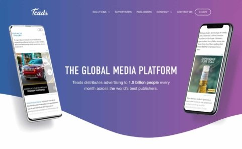 BBC Global News erneuert Partnerschaft mit Teads für Outstream-Werbung