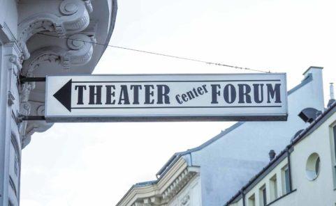 Das Theater-Center-Forum ist ein Privattheater in der Porzellangasse in Wien Alsergrund