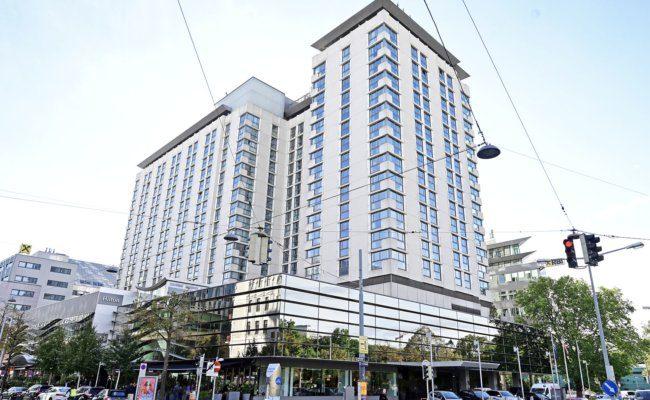 Hilton Vienna Park Hotel wurde innen komplett renoviert