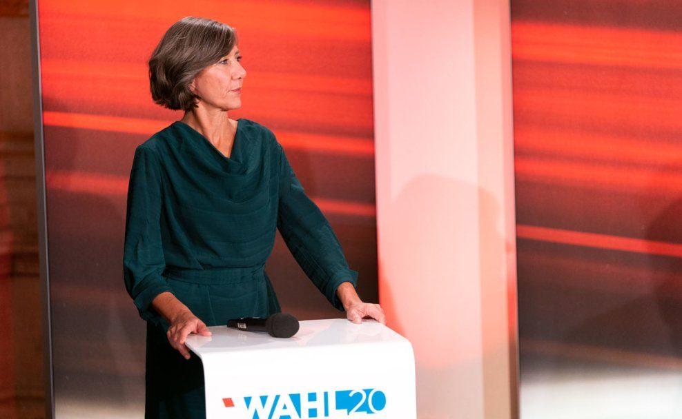 Spitzenkandidatin Birgit Hebein will Koalition in Wien fortsetzen