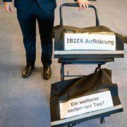 Der Ibiza-U-Ausschuss dient der Aufklärung in eigener Sache