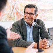 Alfred Autischer ist Experte für Litigation PR in der Agentur Gaisberg Consulting