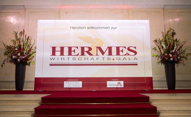 Hermes Wirtschaftspreise 2020 für ausgezeichnete Leitbetriebe in Österreich