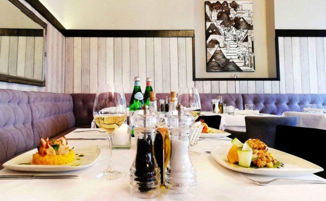 """Original italienische Küche im """"Il Basilico"""""""