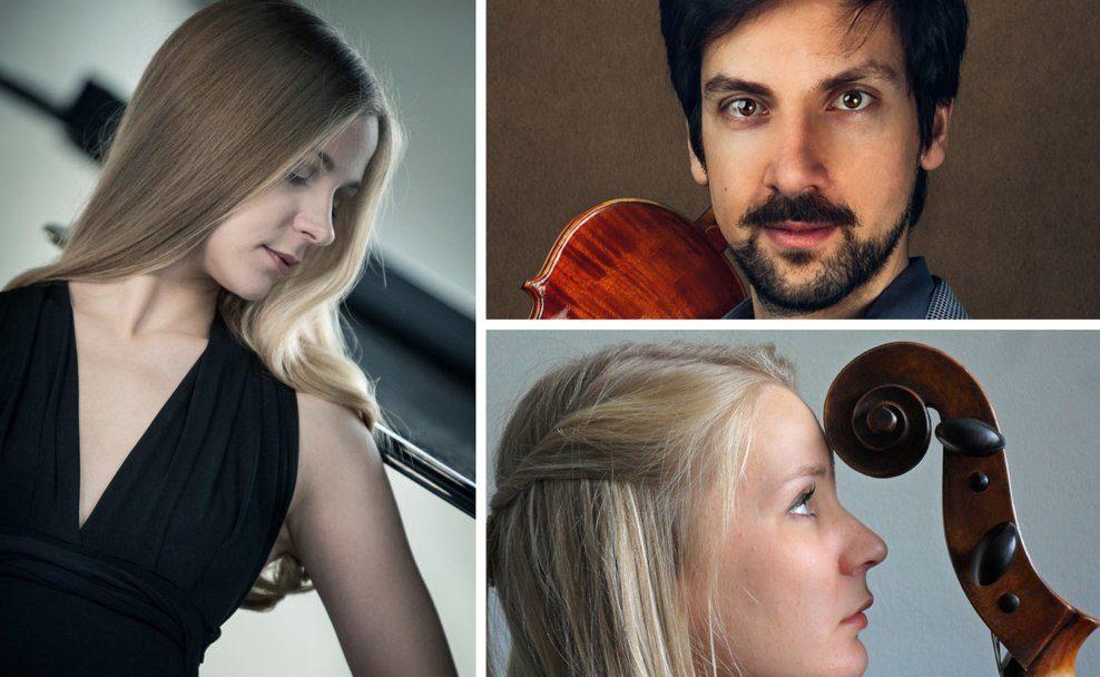 Klavierabende der Philharmonie Salzburg in Gastein mit dem Trio Haas