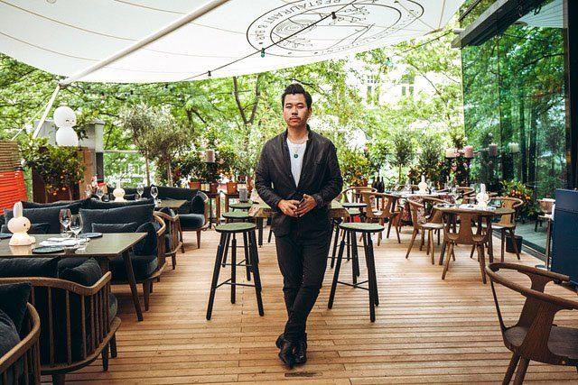 Martin Ho schließt Dots Restaurant in der Mariahilfer Straße 36 vorerst freiwillig