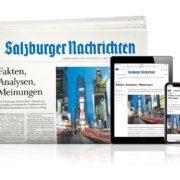 """""""Salzburger Nachrichten"""" gehören nun ganz Max Dasch"""