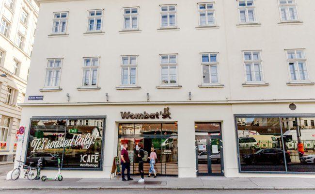 Neuer Look für das City Hostel: Das neue Wombat's Café am Wiener Naschmarkt